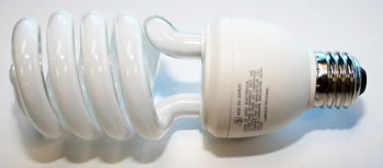 CFLs And Mercury - Compact Fluorescent Lamps