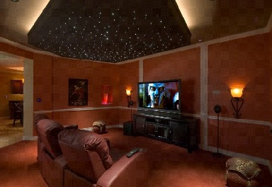 Picture Perfect Home Theater Lighting Ies Light