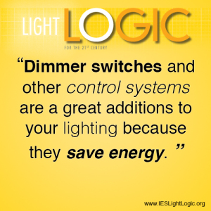 Dimmers and Switches