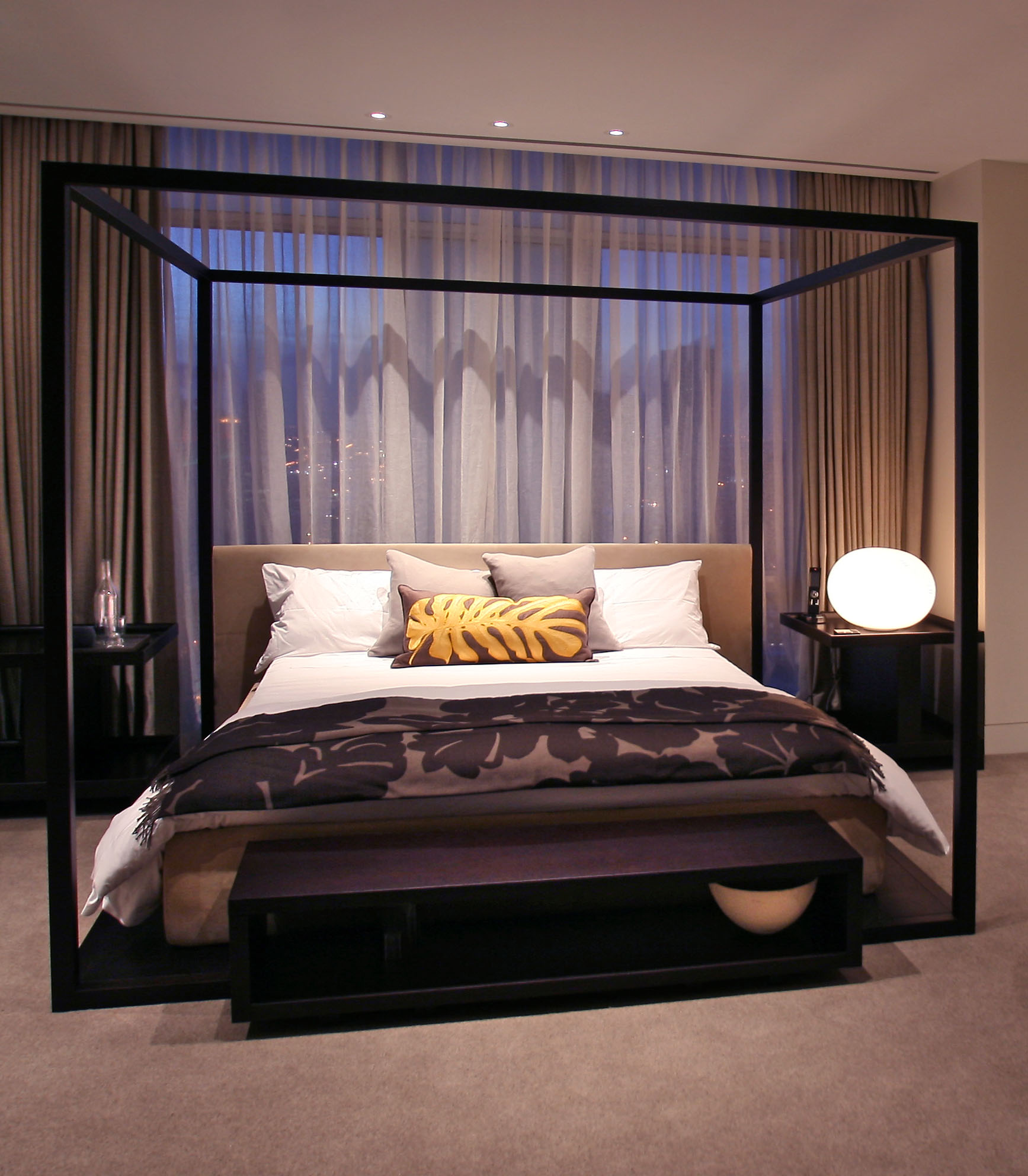 Stupendous Bedroom Lighting A Q A With Lighting Designer Anne Kustner Home Interior And Landscaping Eliaenasavecom