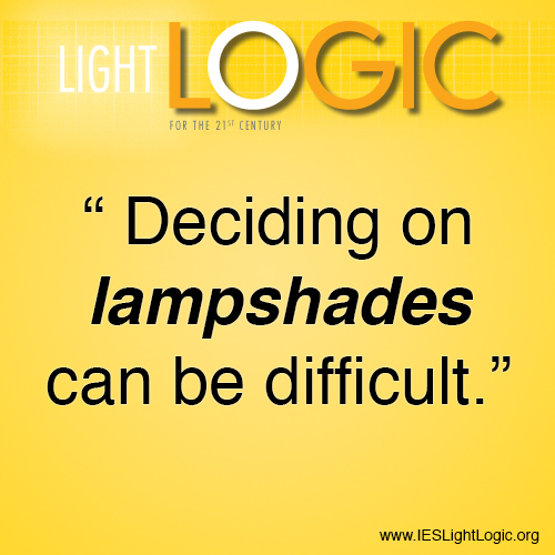 Choosing the Right Shades for your Portable Lamps