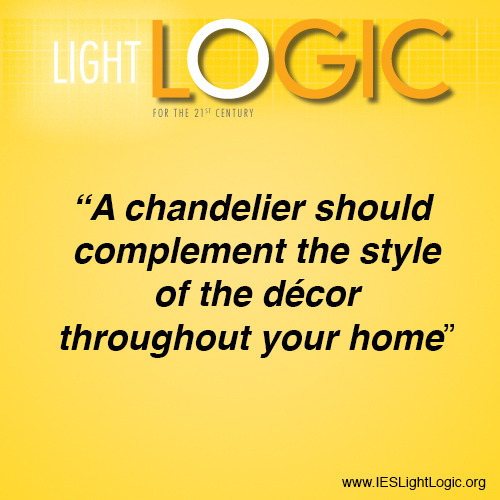 Selecting A Chandelier For Your Home