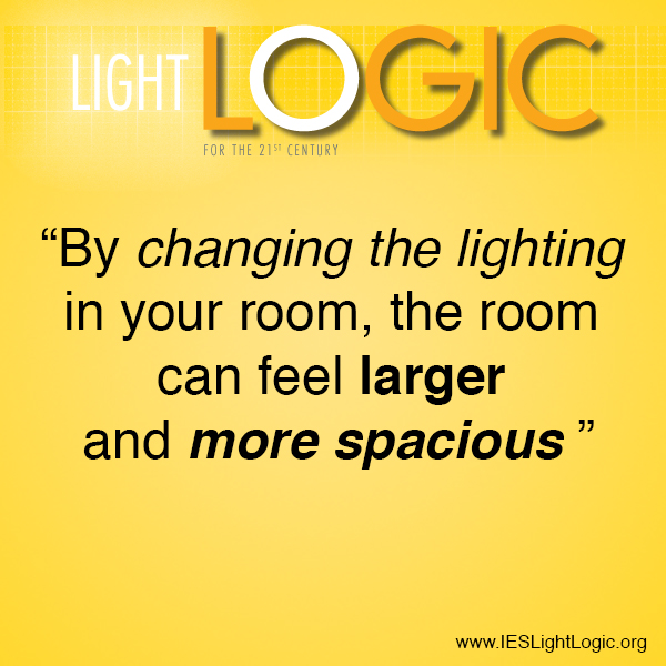 How Light Can Make A Room Feel Larger